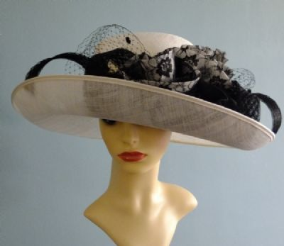 wedding Hats Fascinators - JUNE