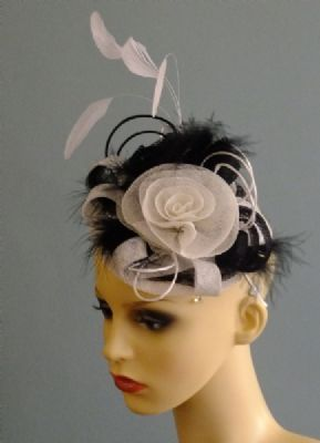 wedding Hats Fascinators - MELBOURNE CUP LUNCHEON , WINNER