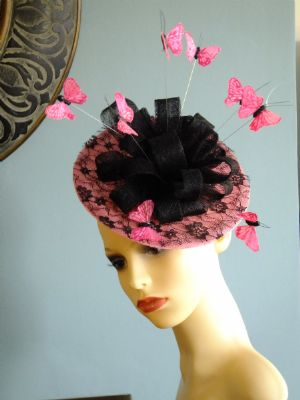 wedding Hats Fascinators - BUTTERFLY